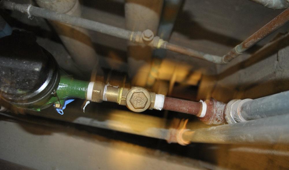 Comment éviter le gel des canalisations d'eau en hiver ?